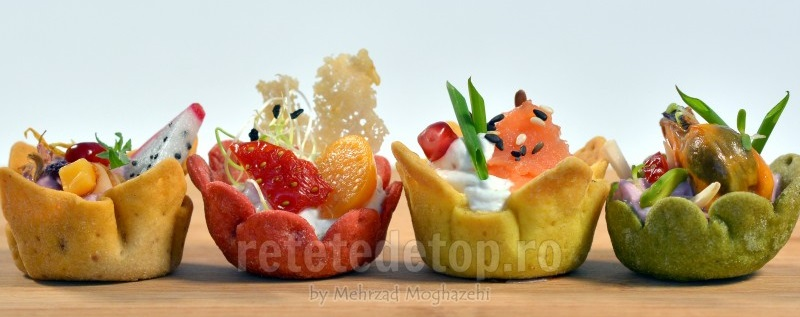 Veggie cups Patiline _ photo by Sorin Petculescu
