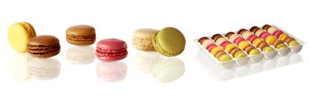 Macarons _ Chateau Blanc _ Patiline